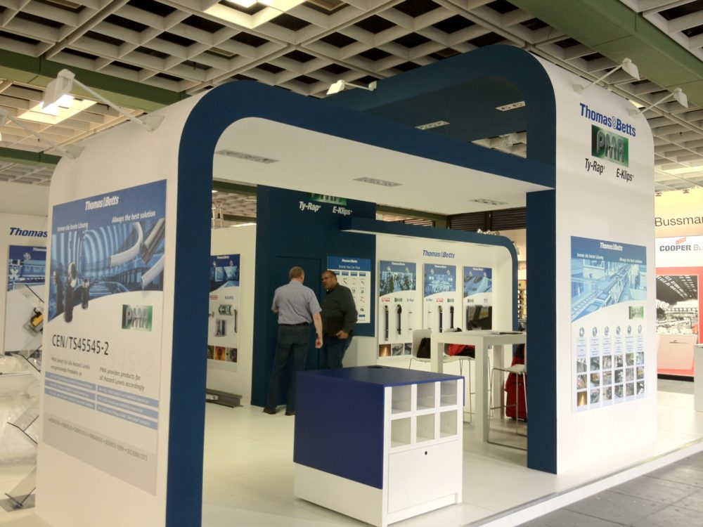 Innotrans Exhbition Stand Germany